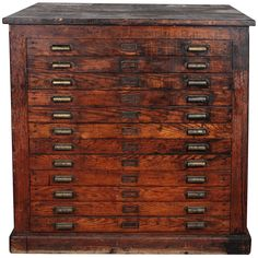 ... Printeru0027s Flat File Cabinet | From A Unique Collection Of Antique And  Modern Cabinets At Http://www.1stdibs.com/furniture/storage Case Pieces/ Cabinets/