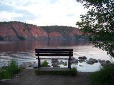 Bon Echo Provincial Park, Ontario, Canada