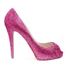 "Christian Louboutin. Can you say ""want"" on sooooo many levels?"