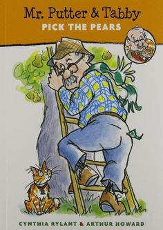 Autumn--Mr. Putter & Tabby Pick the Pears by Cynthia Rylant (be prepared to eat pears, can pears, or make pear butter in your slow-cooker; if you can't find a pear tree near your house look for one at 2015 Gorman.)