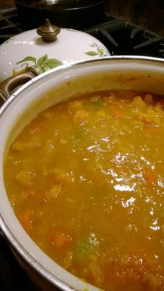 Roasted Squash Soup Recipe via Carajuanakitchen