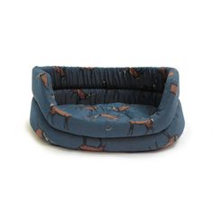 Woodland Slumber Dog Bed by Danish Design - Stags