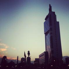Apuntes y Viajes: Santiago Express