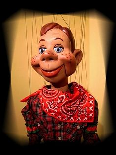 "The Howdy Doody Show (1947-1960) ""Hey kids, what time is it?  It's Howdy Doody Time. Bob Smith and Howdy Do Say Howdy Do to you. Let's give a rousing cheer, Cause Howdy Doody's here, It's time to start the show!"
