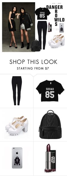 """""""I Found A Girl by The Vamps"""" by helenagonmir ❤ liked on Polyvore featuring Topshop, women's clothing, women's fashion, women, female, woman, misses, juniors, jenner and kendalljenner"""