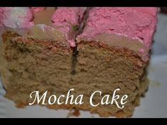 MOCHA CHIFFON CAKE (FILIPINO VERSION) - YouTube