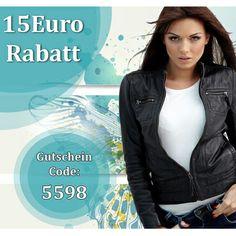 15 Euro Rabatt bei Lederjacken24.de - JETZT zuschlagen!