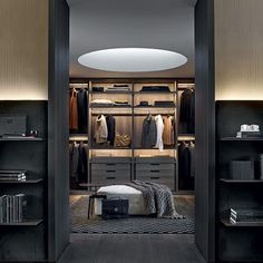 What to wear? What to wear? Hmm... 🤔 👖 #weekendvibes #fridaynightfever #tgif #hereforit #walkincloset #closetspace #loft #loftstyle #interiordesign #dreamhome #homeboddees #photography #realestate #style #life #home #homeanddecor #downtown #minimalistic #furniture #contemporary #modernhomes #homebody #colorpalette #bachelorpad #bachelorettepad #woodfloors #warehouseloft #clothesrack #getitogether