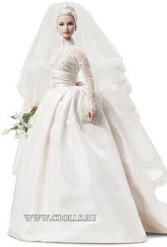 Блог - Коллекция лучших свадебных нарядов куклы Барби