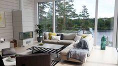 🏡 haaveiluja 👌😍 #asuntomessut2017#villasaimaanhelmi #mikkeli #kirkonvarkaus #ehkäjokupäivä @samuel_zamboni Outdoor Sectional, Sectional Sofa, Outdoor Furniture Sets, Outdoor Decor, Inspirational, Contemporary, Instagram Posts, Home Decor, Modular Couch