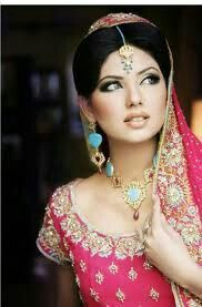 Arabische makeup
