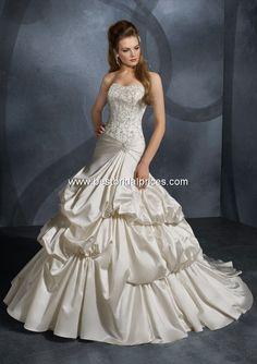 Mori Lee Wedding Dresses - Style 2906