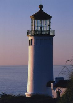 Oregon Lighthouse by TPorter2006, via Flickr