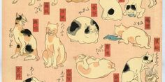 猫はインターネット上で人気者だ。だが、インターネットの人気猫が現れるよりはるか前から、猫は日本のアートの浮世絵の世界に存在していた。17世紀以降、日本の浮世絵の絵師たち��...