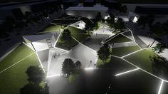 Public space concept project