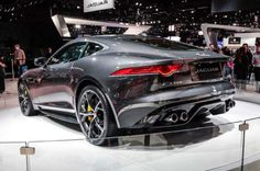 2017 Jaguar F-Type is the featured model. The 2017 Jaguar F-Type Exhaust image is added in car pictures category by the author on Jun Porsche 2017, Jaguar F Type, Porsche Boxster, Car Prices, Modified Cars, Sexy Cars, Car Wallpapers, Car Show, Car Pictures