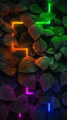 Iphone Wallpaper Lights, Iphone Wallpaper Photos, Neon Light Wallpaper, Flash Wallpaper, Abstract Iphone Wallpaper, Flower Phone Wallpaper, Rainbow Wallpaper, Wallpaper Space, Apple Wallpaper