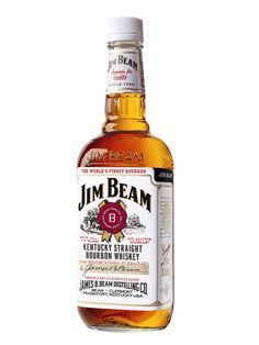JIM BEAM- I drink this with Coke and it is yummy!!!!!