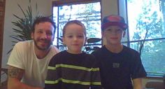 Andy , Braden, and Cruz 2015