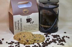 Coffee Oatmeal Cookie Mix