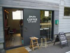 Little Nap Coffee Stand | Tokyo, Japan