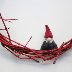 Lutter Idyl: Free patterns & DIY-love this little gnome