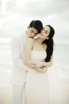 7 Best Maxene Magalona and Rob Manquil Intimate Church Wedding images