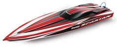 Traxxas Spartan VXL-6S/Castle Brushless 2.4GHz RTR. World's fastest boat! 50mph! For only $400 it can be yours.