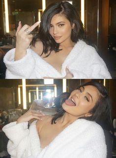 Kylie // Jenner Sisters // Avinaash Ganesh - ky - Make-up Kylie Jenner Fotos, Trajes Kylie Jenner, Looks Kylie Jenner, Kendall Jenner Outfits, Kendall And Kylie Jenner, Khloe Kardashian, Robert Kardashian, Kardashian Kollection, Kylie Travis