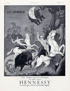 Géminis - Hennessy - Paul-Robert Bazé
