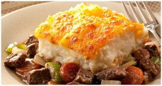 Homestyle Shepherd's Pie - Ore-Ida recipes curated by SavingStar Grocery Coupons. Save money on your groceries at SavingStar.com