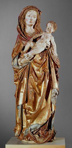 Tilman Reimenschneider   Madonna and Child, c. 1500