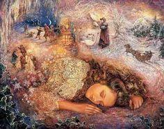 Winter Dreaming Josephine Wall