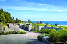 Just off the Pacific Coast Highway, architectural designer Scott Mitchell devises a strikingly streamlined oceanside showplace for real-estate maven Kurt Rappaport. Concrete monoliths dot the gravel entrance drive. Sports agent Stephen Dubin and his wife, Brenda Ellerin, an investment manager, commissioned Whipple Russell Architects to create a modernist home for their family on a sloping site in Beverly Hills; the interiors were decorated by Tocha Project, and the landscape design was…