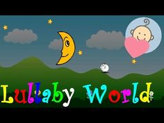 ❤ 2 HOURS ❤ Brahms LULLABY for Babies to go to Sleep with lyrics | Baby LULLABY songs go to sleep - YouTube