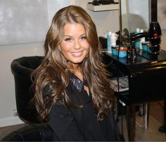 brunette hairstyles | Natural Brunette - Hairstyles and Beauty Tips