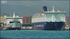 """El buque de la naviera Africa Morocco Link, """"El Venizelos"""", volverá a operar…"""