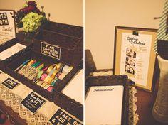 Quirky Vintage Pop Culture Wedding: Jessie + Steven | Green Wedding Shoes Wedding Blog | Wedding Trends for Stylish + Creative Brides