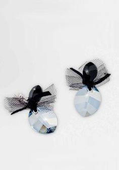 Pure Leaf Pendant Earrings #Innovations