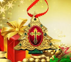 40 Best Orthodox images | Russian orthodox, Christmas deco ...