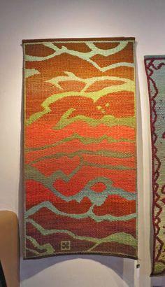 Rebecca Mezoff, Tapestry Artist: Connie Enzmann-Forneris, Double-Woven Rugs