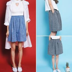 Quần vải ống rộng siêu cute BG24 Freesize Price 250k #quanongrong #style #helloweekendmarket #thenewdistrict #fashion #saigonholidaymarket