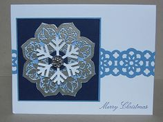 medallion stamp in day of gratitude set can be use in winter themed cards too great idea!!