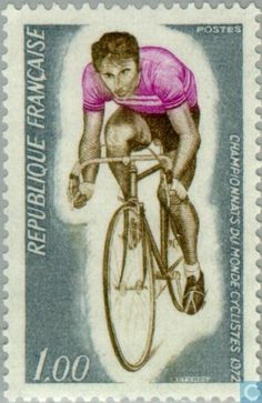 France [FRA] - World Championships cycling 1972