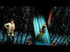 ▶ The Wagner Ring Cycle from the Met (trailer / short) - YouTube AMAZING INNOVATIVE SET