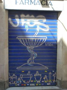 Pharmacie à Madrid (Espagne)