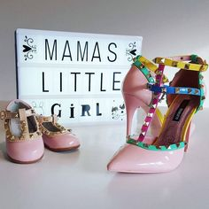 rockstud valentinostyle Heels and cute Ballerinas for little Princesses - Mamas little Girl - Lightbox - Lightboxletters - High Heels - Colorful - supermauro - zürich - switzerland Lightbox, Ballerinas, Little Princess, Princesses, Switzerland, Little Girls, Christian Louboutin, High Heels, Spring Summer
