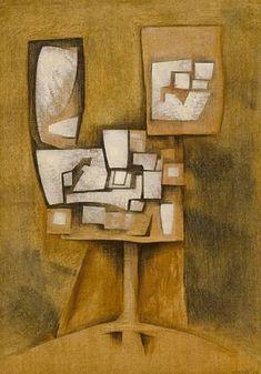 Cabeza Artist: Gunther Gerzso Completion Date: 1950