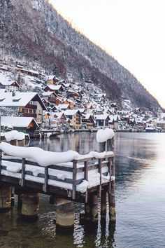Winter Day Trip to Hallstatt, Austria