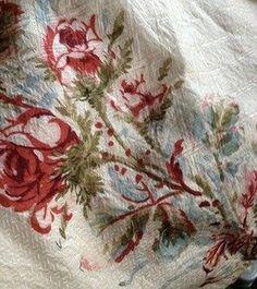 vintage silk scarf zsa zsa bellagio by Rosiefay